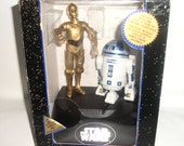 Vintage Star Wars Electronic Talking Bank R2-D2 and C3PO, 1995