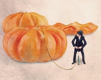 Halloween Decor, Halloween, Pumpkin, Kitchen art, october trends, Pumpkin print, kitchen decor, kitchen wall decor, gifts for gardeners