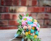 Bridal bouquet PASTEL DELIGHT -  Wedding bouquet