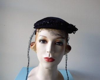 Vintage 50s Jartman's Hat