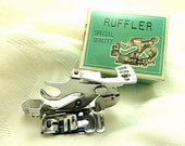 Sewing Machine Ruffler