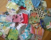 Fabric Scraps 4 lbs. Quilting Weight Cottons