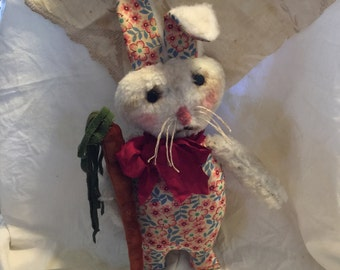 Primitive Rabbit, OOAK, OFG, Pfatt