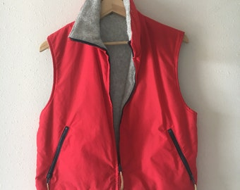 Vintage Reversible Vest