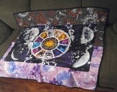 Astrology Meditation Blanket