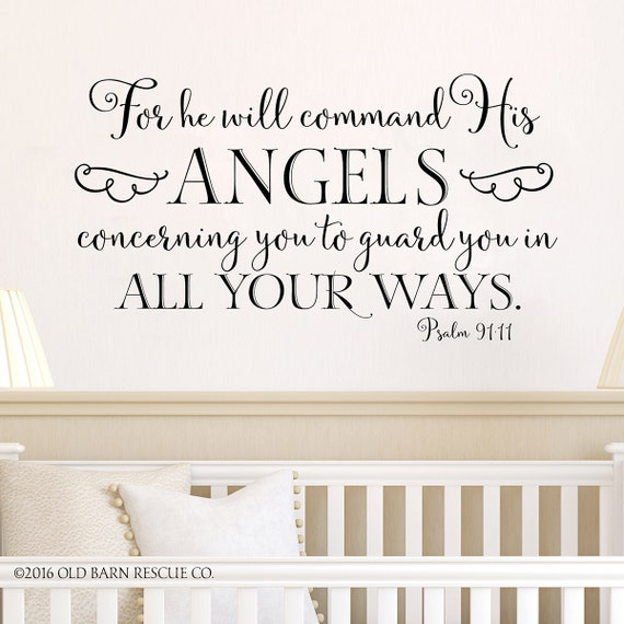 nursery wall decal for he will command by oldbarnrescuecompany special operations wall decals special operations wall