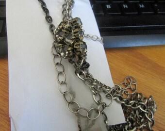 grape cluster necklace