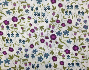 Liberty Tana Lawn Fabric Mirabelle 6x26 Liberty Tissu