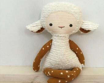 Stars Lovey Lamb