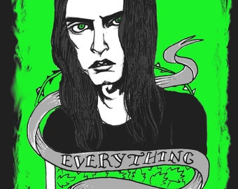 Peter Steele sticker