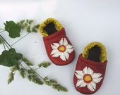 Daisy Soft Soled Leather Shoes Baby and Toddler