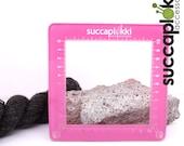 Silmuccaruutu LARGE (10cm X 10cm) - Knitting Gauge Checker