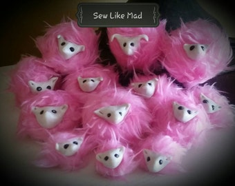 Adopt your own Pygmy Puff from the magical world. As seen in Harry Potter, these adorable creatures are great household pets. Cosplay, Decor