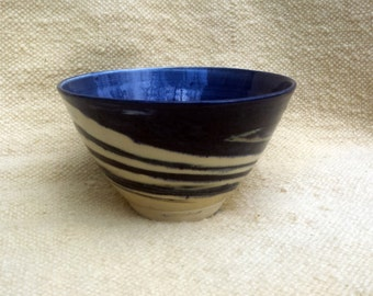 Blue Bowl one
