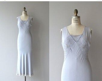 25% OFF.... Paper Moon dress | vintage 1930s dress | beaded 30s dress