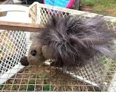 Needle Felt Porcupine
