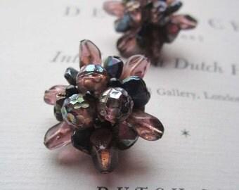 Vintage Earrings * West Germany *