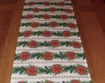 Simply Sheila handcrafted Holiday table runner
