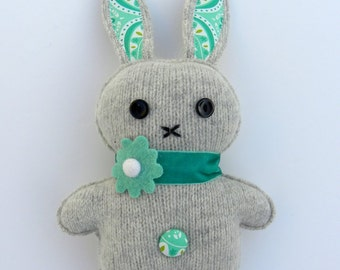 Rescued Wool Bunny Rabbit - Tallulah - Limited Edition Item