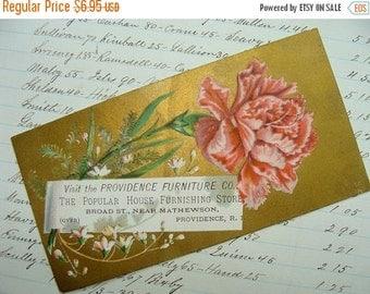 20PercentOff Antique 1800s Gorgeous Victorian Reward of Merit Card