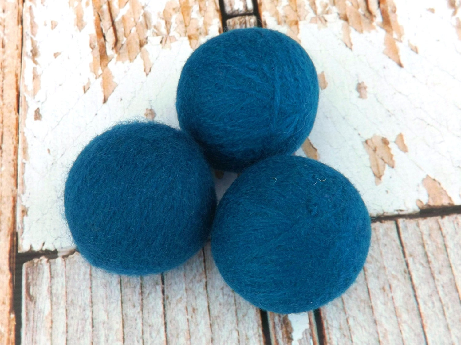 Felted Wool Dryer Balls Felted Wool Laundry Balls