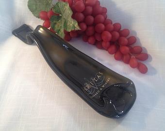 Veritas Wine Bottle Dish