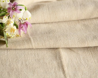R 15 antique handloomed 6.99yard 22.44 inches PALE NAPKIN upholstery; curtain, wedding decor; cushionlin french