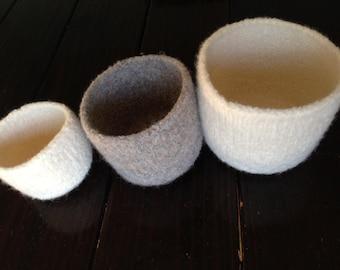Single Nesting Bowls