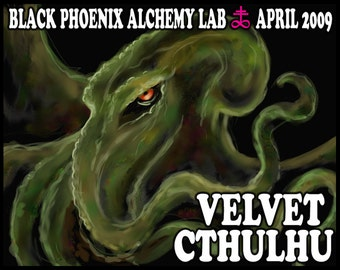 Velvet Cthulhu 2009: Black Phoenix Alchemy Lab Perfume Oil 5ml
