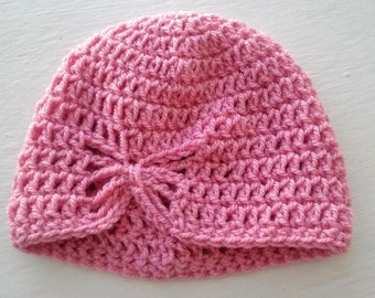 Turban Baby Hat,You choose the colour