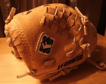 VIntage Miniature Franklin Baseball Mitt