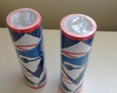 Toronto Blue Jays RETRO MLB pre-pasted instructions included border wallpaper 2 rolls
