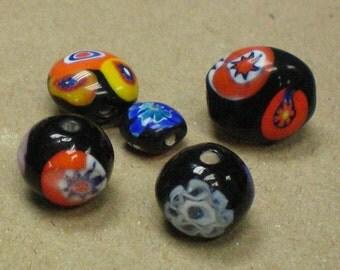 Glass Unique Beads