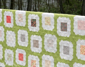 Kindred PAPER Quilt Pattern #111