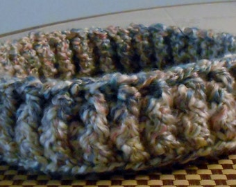 Crochet Bowl Basket