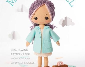 My Felt Doll Book by Shelly Down