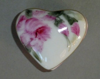 Heart Shaped Pink Tooth Fairy Box