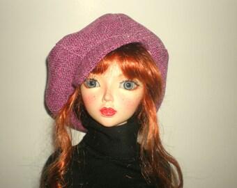 1/3 bjd Hat, SD Hat, 1/3 bjd clothes, SD clothes, bjd cap, 1/3 bjd cap, SD cap