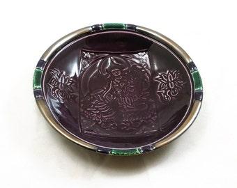 GODDESS Tara Offering  Bowl Handmade  Ceramic Pottery