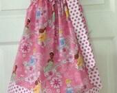 Ready to Ship! Size 3 Disney Princess Pillowcase Dress