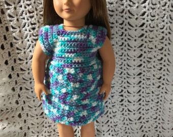 "American girl/18"" doll dress"