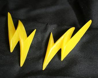 Flash or Reverse Flash Accessories - Belt details - Pins - Set of 2