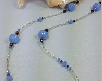 Murano glass necklace Spring
