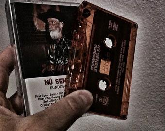 Nu Sensae Sundowning Cassette Tape