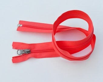 Port & Sort Tote Kit - Coral zipper+invisible snaps set