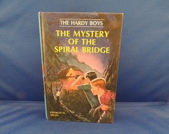 the mystery of the spiral bridge book report Hardy boys 45: the mystery of the spiral bridge by franklin w dixon, 9780448089454, available at book depository with free delivery worldwide.