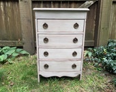 Antique Shabby Chic Chest/Nightstand