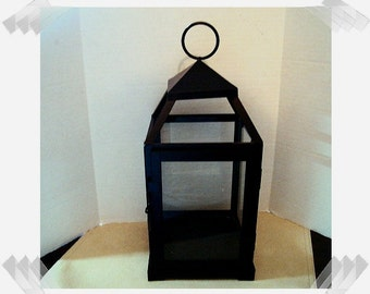 Decorative Metal Candle Lantern/Side Door/Home Decor/Supplies*