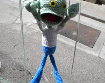Zombie Marionette