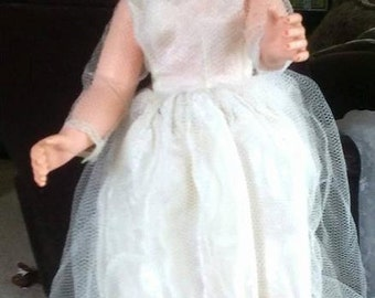 Vintage Allied Teen  Doll All Original